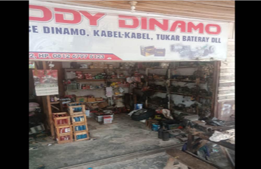 Dody Dinamo 1 - Dody Dinamo Pekanbaru