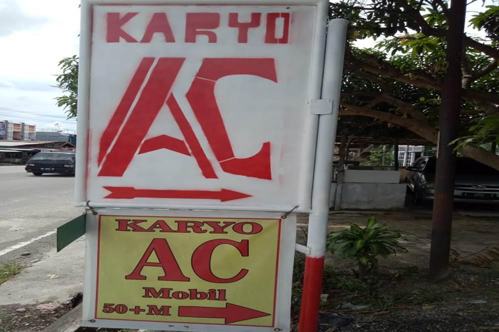 Karyo Ac 1 - Karyo Ac - Bengkel Ac Mobil Terdekat Pekanbaru