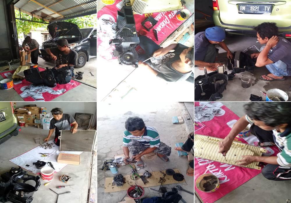 Karyo Ac 4 - Karyo Ac - Bengkel Ac Mobil Terdekat Pekanbaru