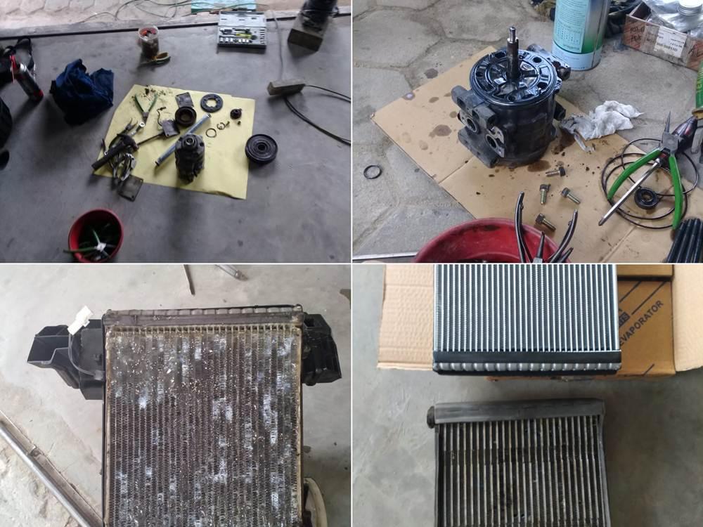 Karyo Ac 5 - Karyo Ac - Bengkel Ac Mobil Terdekat Pekanbaru