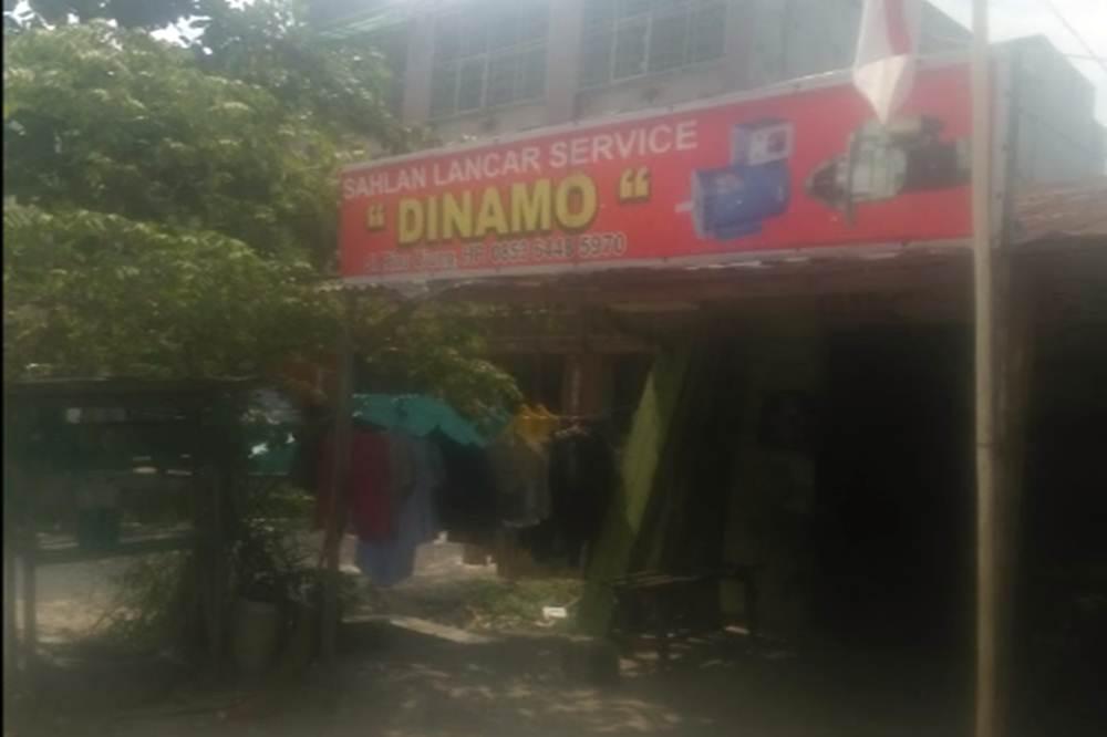 Sahlan Lancar Service Dinamo