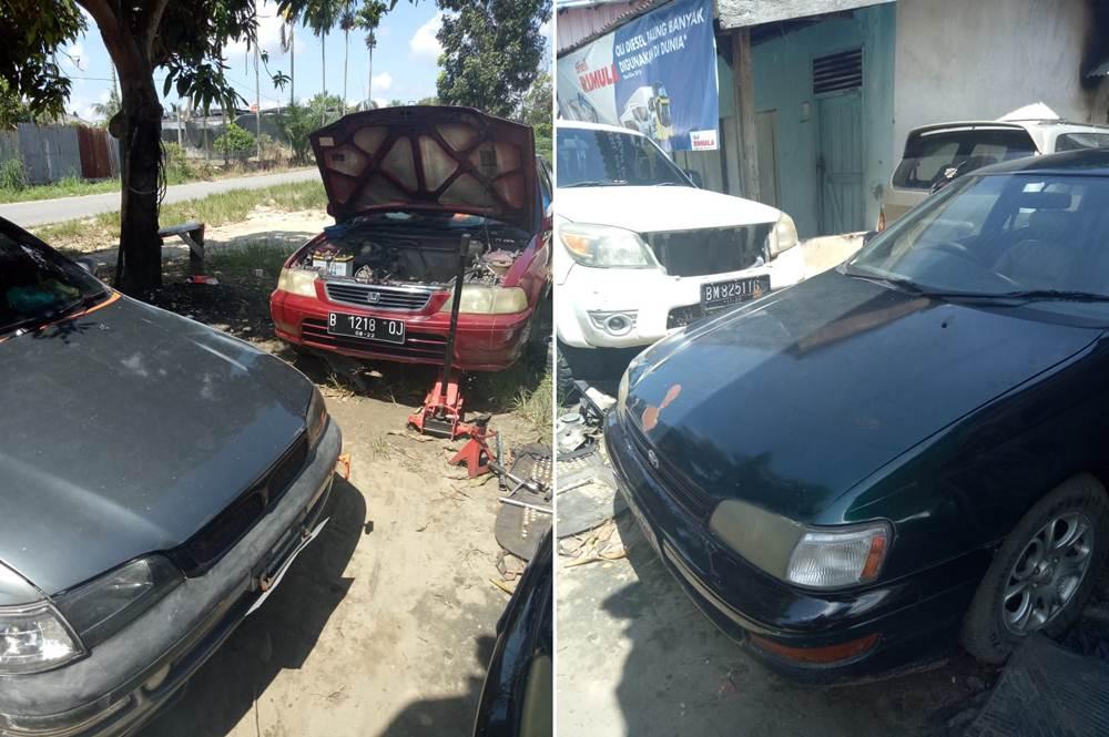 Bengkel Moja Service 2 - Bengkel Moja Service - Bengkel Spesialis Mobil Sedan Pekanbaru