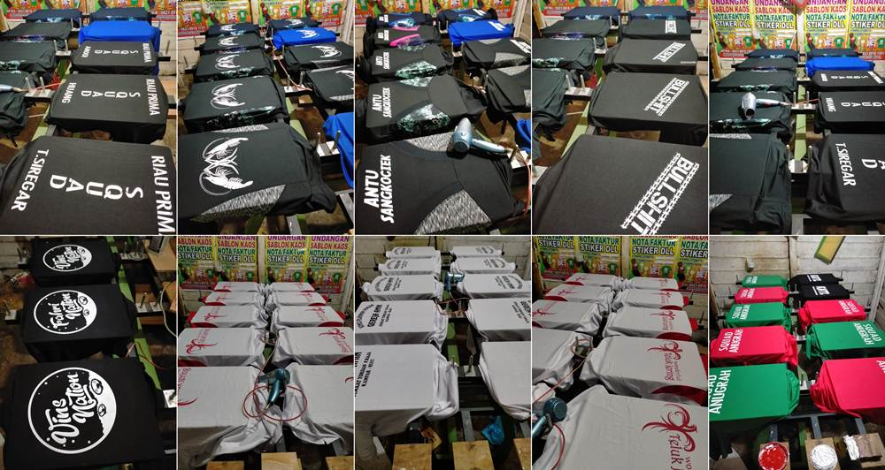 Sablon dan Printing Seven Art 12 1 - Sablon dan Printing Seven Art - Sablon kaos dan Gelas Cup Murah Pekanbaru