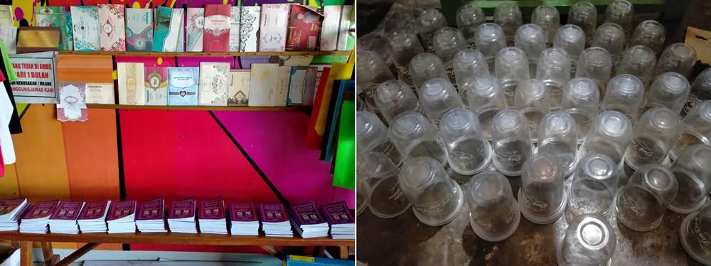 Sablon dan Printing Seven Art 15 - Sablon dan Printing Seven Art - Sablon kaos dan Gelas Cup Murah Pekanbaru