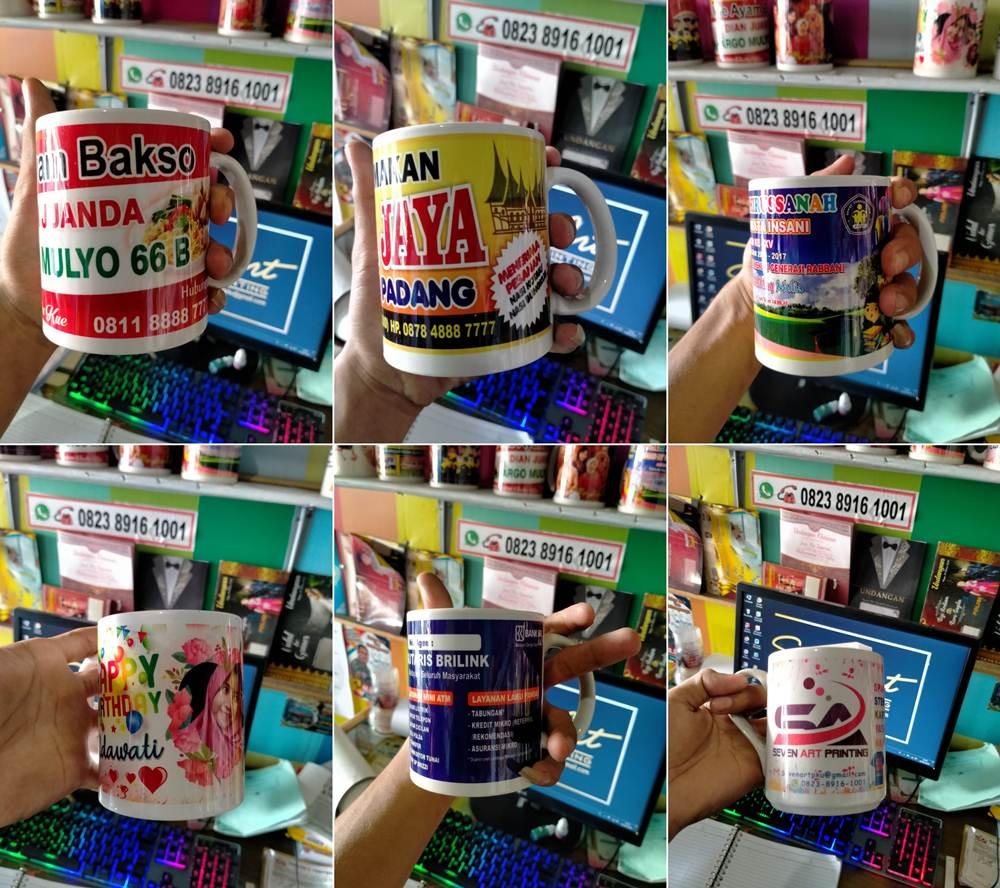 Sablon dan Printing Seven Art 6 - Sablon dan Printing Seven Art - Sablon kaos dan Gelas Cup Murah Pekanbaru