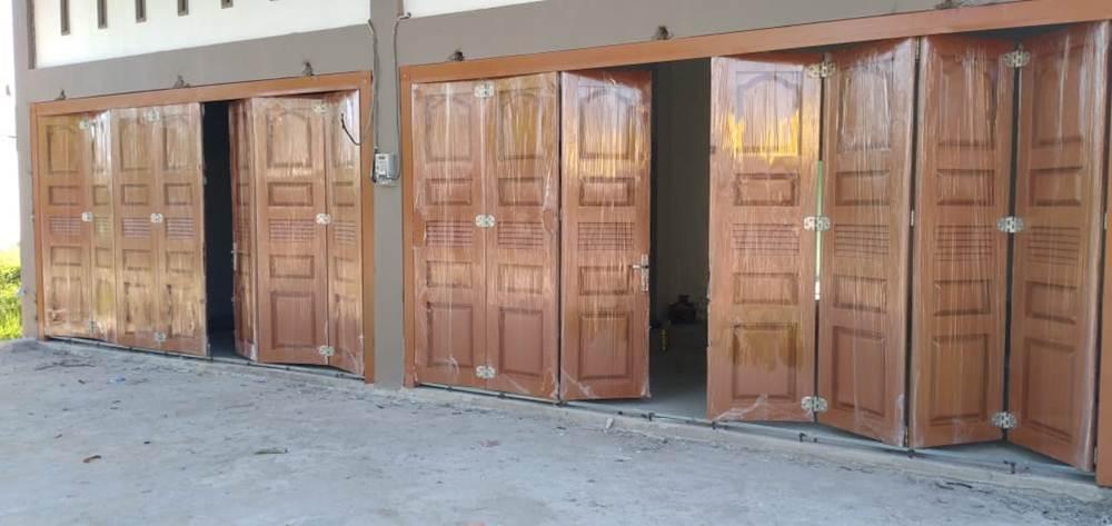 Belitang Jaya Mandiri 4 - Belitang Jaya Mandiri - Pintu Besi Folding Gate Plat Press Pekanbaru