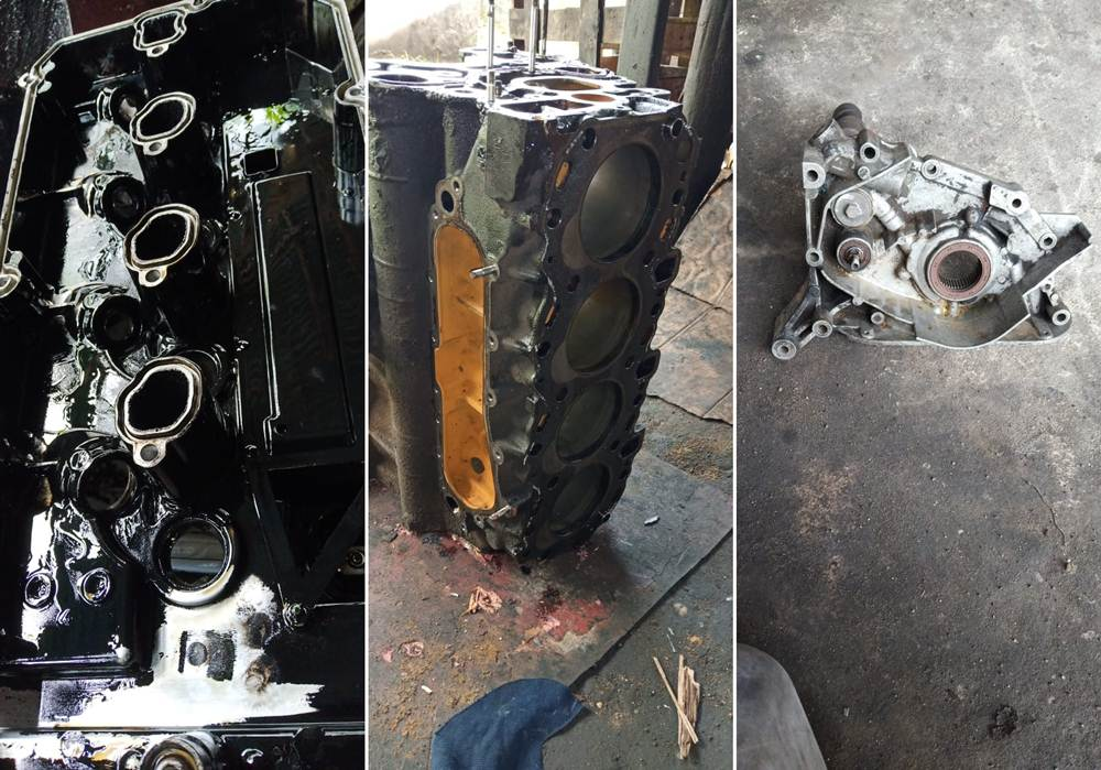 Ilham Permata Motor 3 - Ilham Permata Motor - Bengkel Spesialis Cuci Ruang Bakar dan Purging Diesel Mobil Pekanbaru
