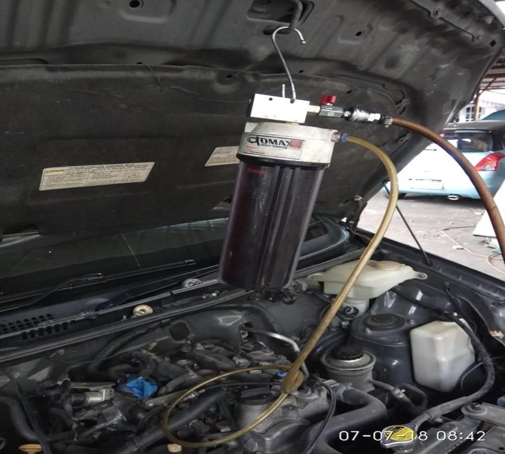 Ilham Permata Motor 7 1 - Ilham Permata Motor - Bengkel Spesialis Cuci Ruang Bakar dan Purging Diesel Mobil Pekanbaru