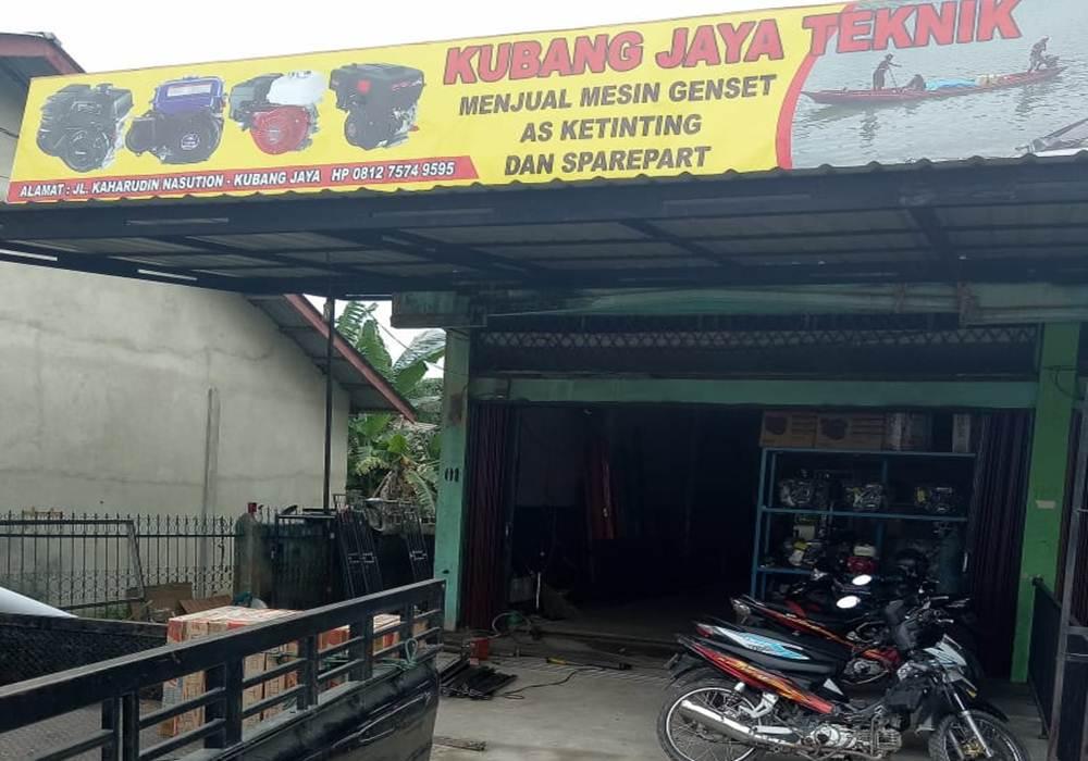 Kubang Jaya Teknik 6 - Kubang Jaya Teknik - Jual Beli Dan Service Genset dan Folding gate Pekanbaru