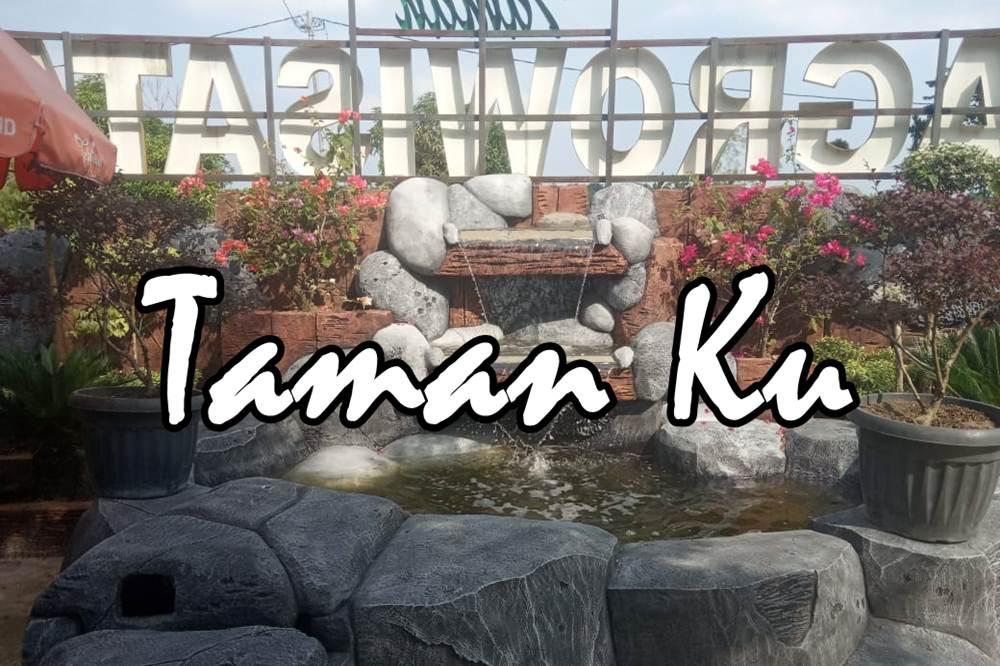 TamanKu - Jasa Pembuatan Taman dan kolam Hias Pekanbaru