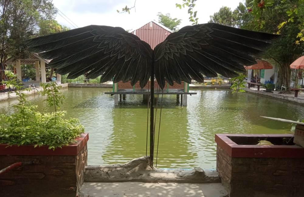 TamanKu 2 - TamanKu - Jasa Pembuatan Taman dan kolam Hias Pekanbaru