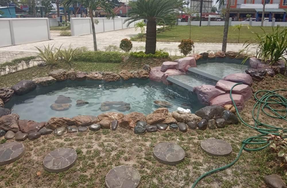 TamanKu 5 - TamanKu - Jasa Pembuatan Taman dan kolam Hias Pekanbaru