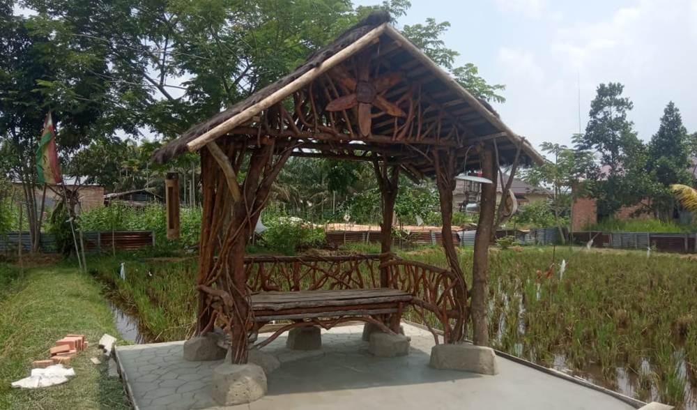 TamanKu 6 - TamanKu - Jasa Pembuatan Taman dan kolam Hias Pekanbaru
