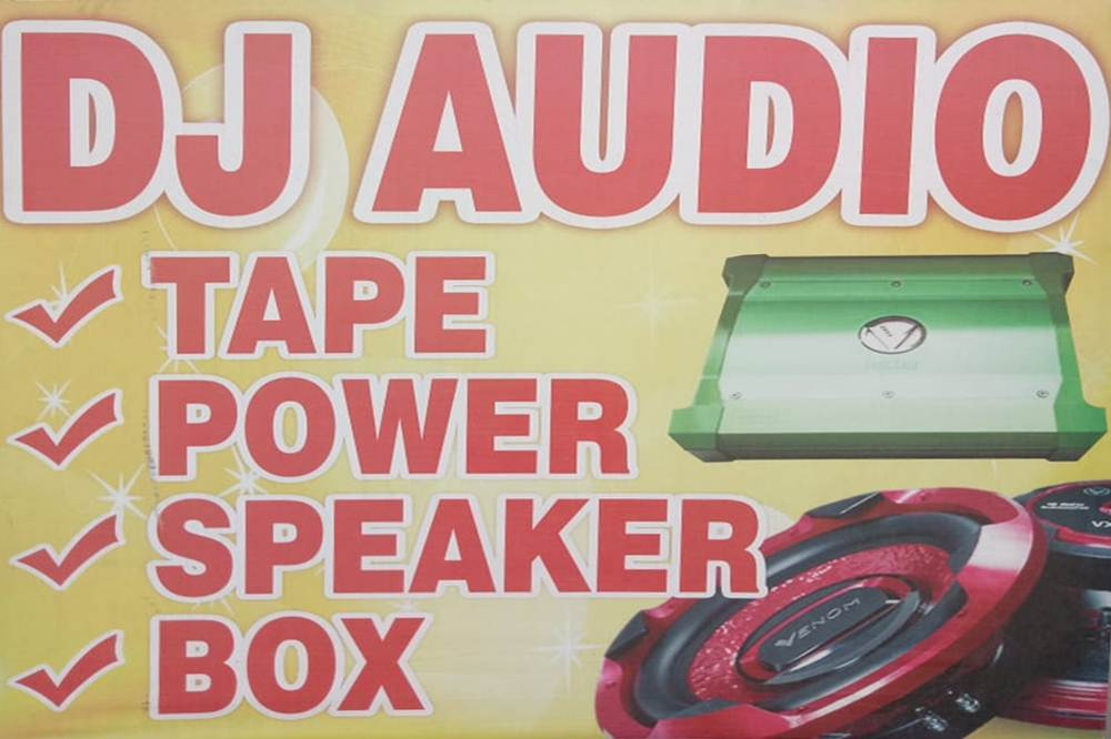 DJ Audio - Jual Audio dan Box Speaker Pekanbaru