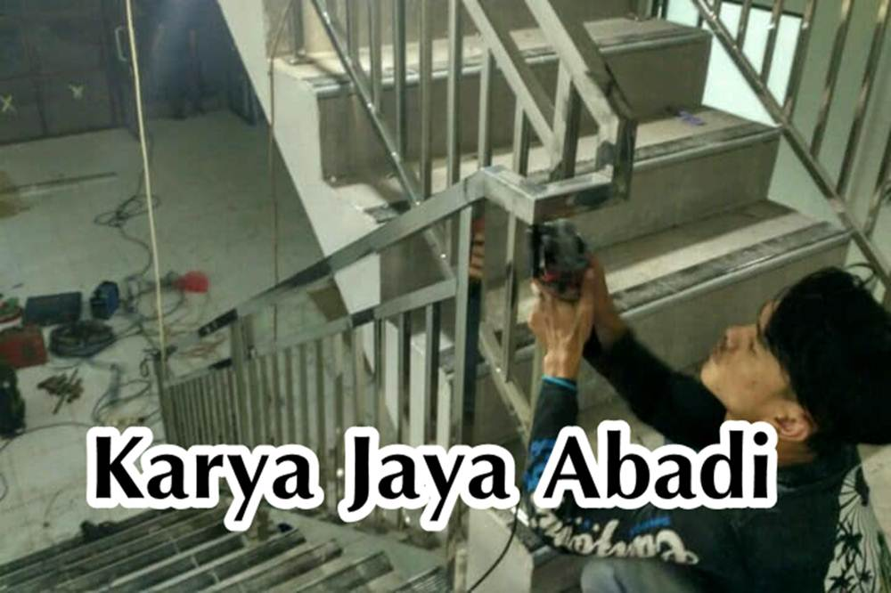 Karya Jaya Abadi 1 - Karya Jaya Abadi - Bengkel Las Panam Pekanbaru