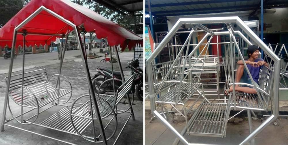 Karya Teknik Stainless Steel 2 10 - Karya Teknik Stainless Steel 2 - Bengkel las Khusus Stainless Steel Pekanbaru