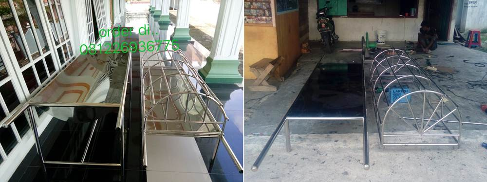 Karya Teknik Stainless Steel 2 4 - Karya Teknik Stainless Steel 2 - Bengkel las Khusus Stainless Steel Pekanbaru