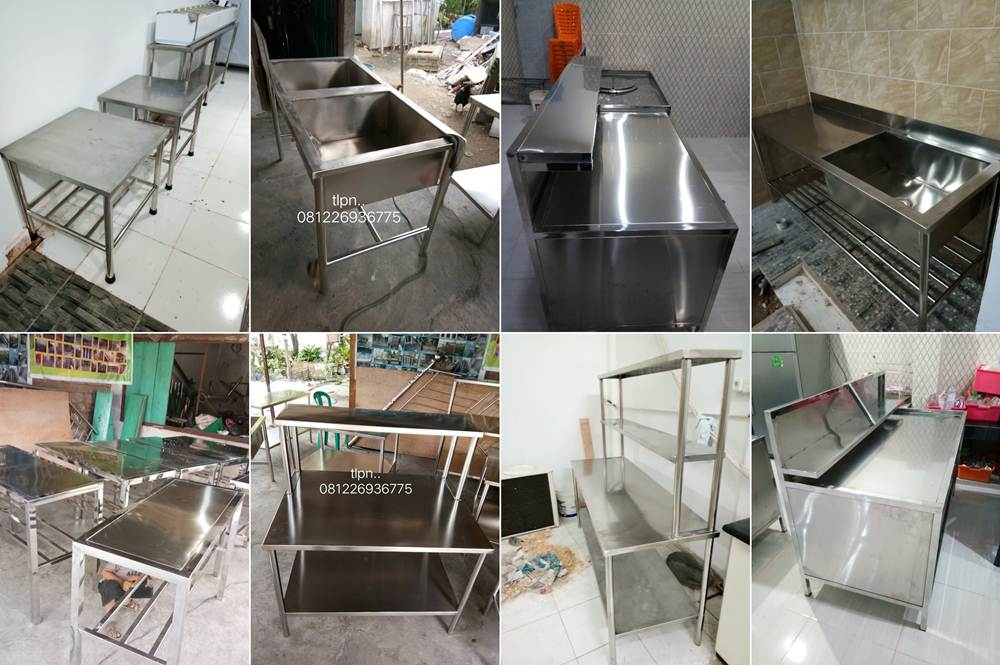 Karya Teknik Stainless Steel 2 6 - Karya Teknik Stainless Steel 2 - Bengkel las Khusus Stainless Steel Pekanbaru