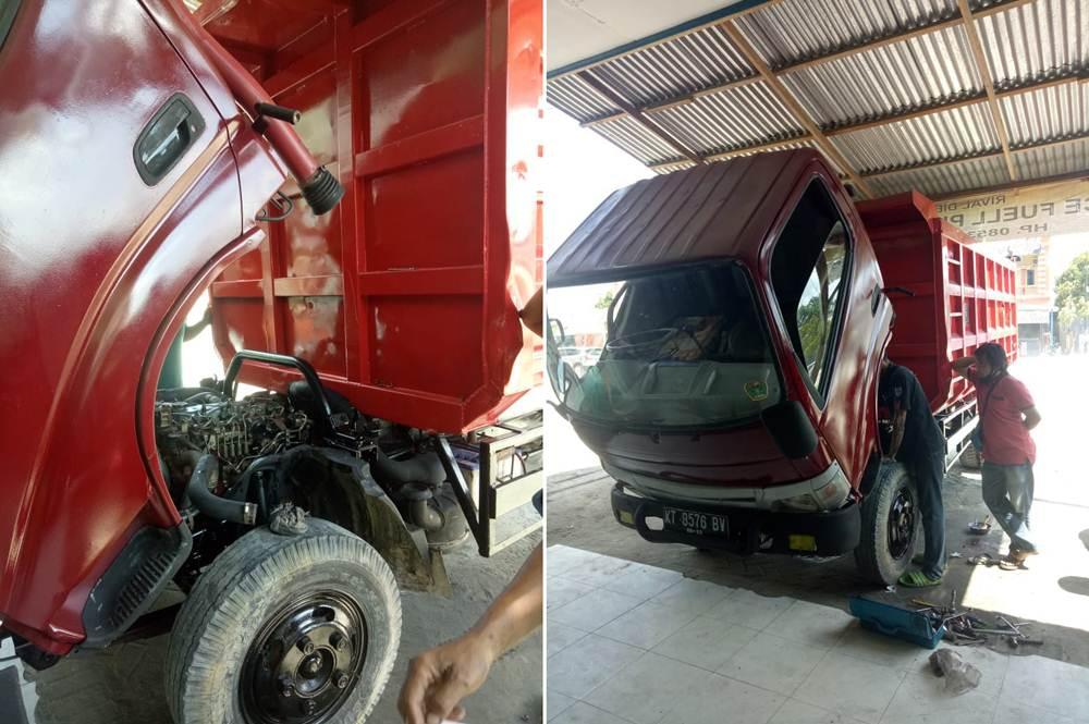 RIVAL DIESEL SERVICE 5 - Rival Diesel Service - Bengkel Service Fuel Pump dan Nozlle Kampar Pekanbaru