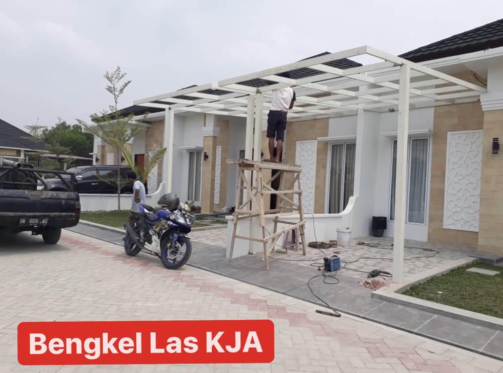 BENGKEL LAS KARYA JAYA ABADI 01 - Karya Jaya Abadi - Bengkel Las Panam Pekanbaru