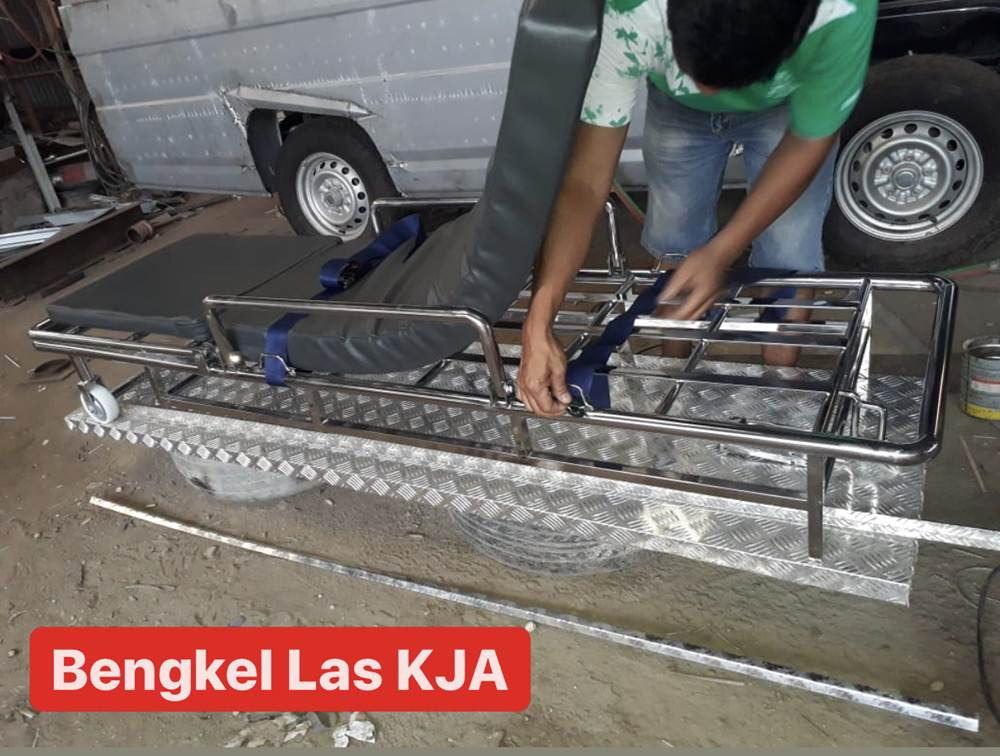 BENGKEL LAS KARYA JAYA ABADI 03 - Karya Jaya Abadi - Bengkel Las Panam Pekanbaru