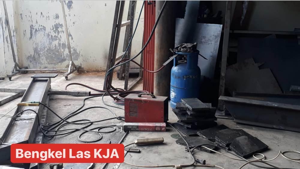 BENGKEL LAS KARYA JAYA ABADI 04 - Karya Jaya Abadi - Bengkel Las Panam Pekanbaru