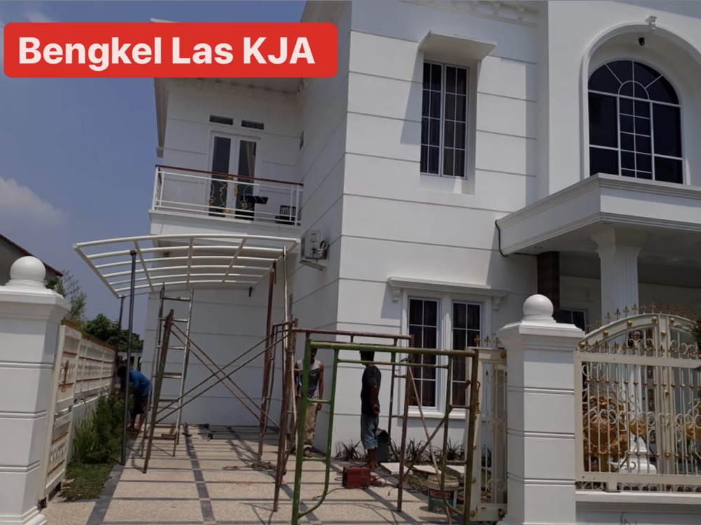 BENGKEL LAS KARYA JAYA ABADI 05 - Karya Jaya Abadi - Bengkel Las Panam Pekanbaru