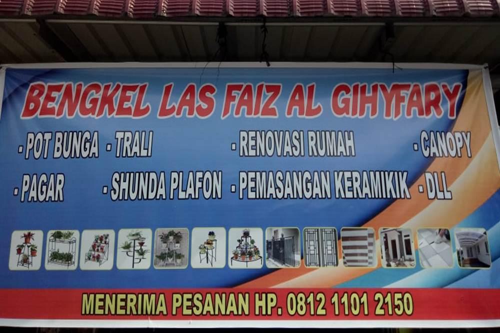 Bengkel Las Faiz Al Ghifary - Bengkel Las dan Renovasi Rumah Pekanbaru