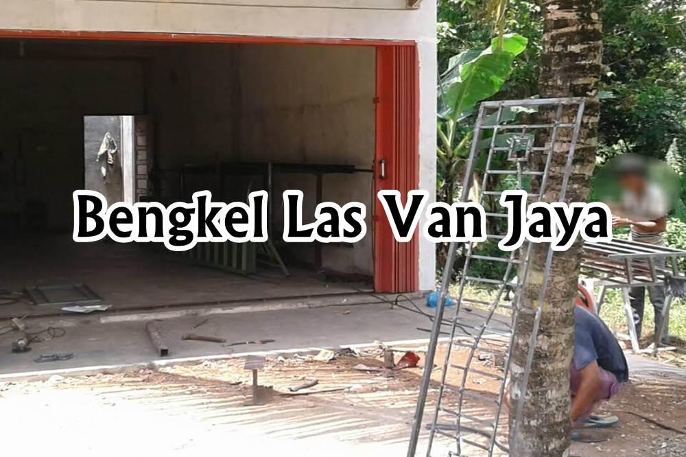 Bengkel Las Van Jaya 1 - Bengkel Las Van Jaya Pekanbaru