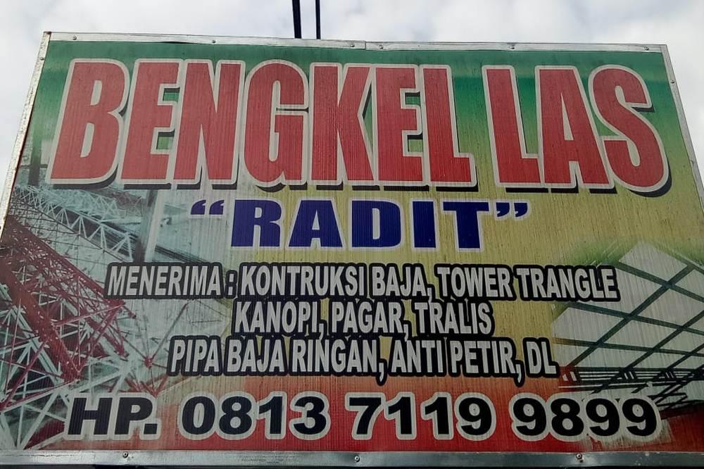Bengkel las radit 1 - Bengkel las Radit - Spesialis Pembuaatan Tower Pekanbaru