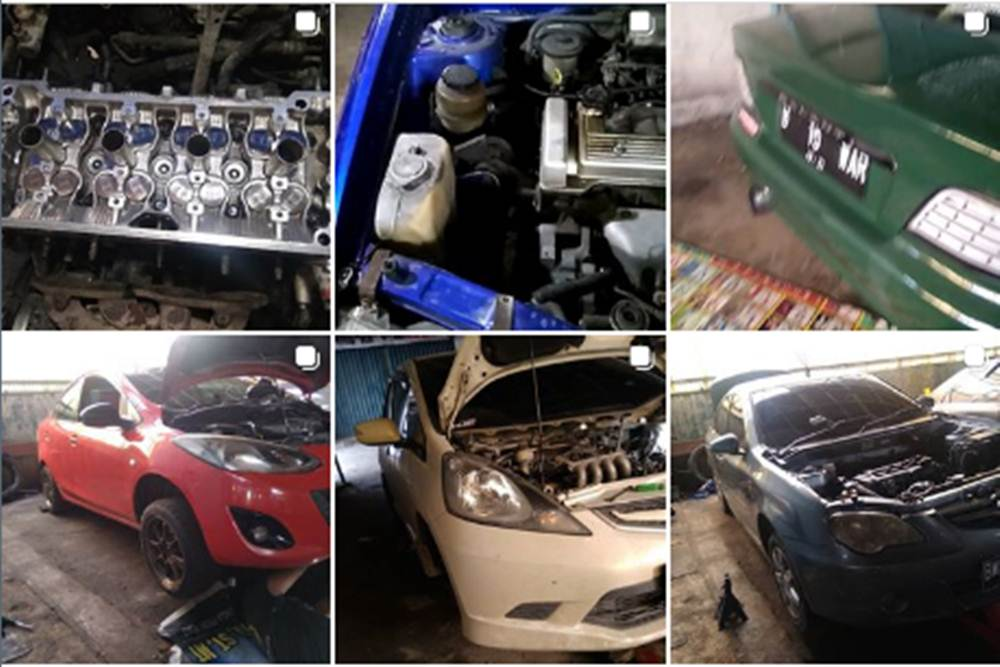Bintang Motor Auto Service 4 - Bintang Motor Auto Service - Bengkel Spesialis Mitsubishi Pekanbaru