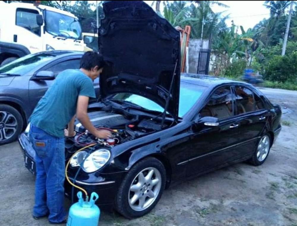 Cahaya Abadi 2 - Cahaya Abadi - Spesialis Ac Mobil Rumbai Pekanbaru