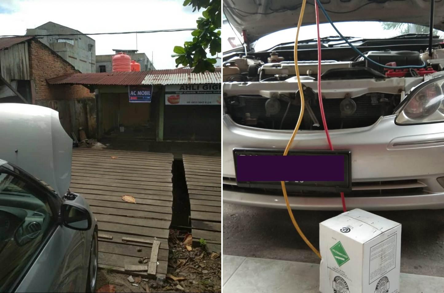 Cahaya Abadi 4 - Cahaya Abadi - Spesialis Ac Mobil Rumbai Pekanbaru