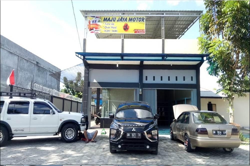 MAJU JAYA MOTOR 1 - Maju Jaya Motor (MJM) - Bengkel Perbaikan Mobil Kulim Pekanbaru