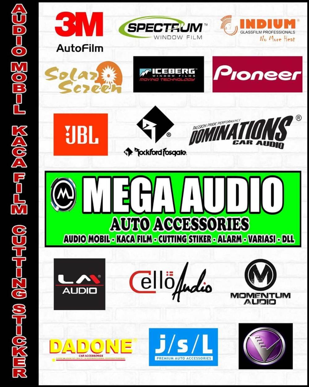 Mega Audio Auto Accessories 6 - Mega Audio Auto Accessories - Toko Audio dan Variasi Nangka Pekanbaru
