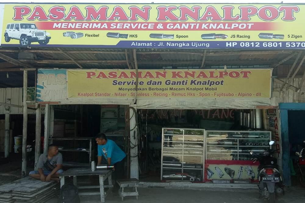 Pasaman Knalpot 1 - Pasaman Knalpot - Service dan Ganti Knalpot Pekanbaru