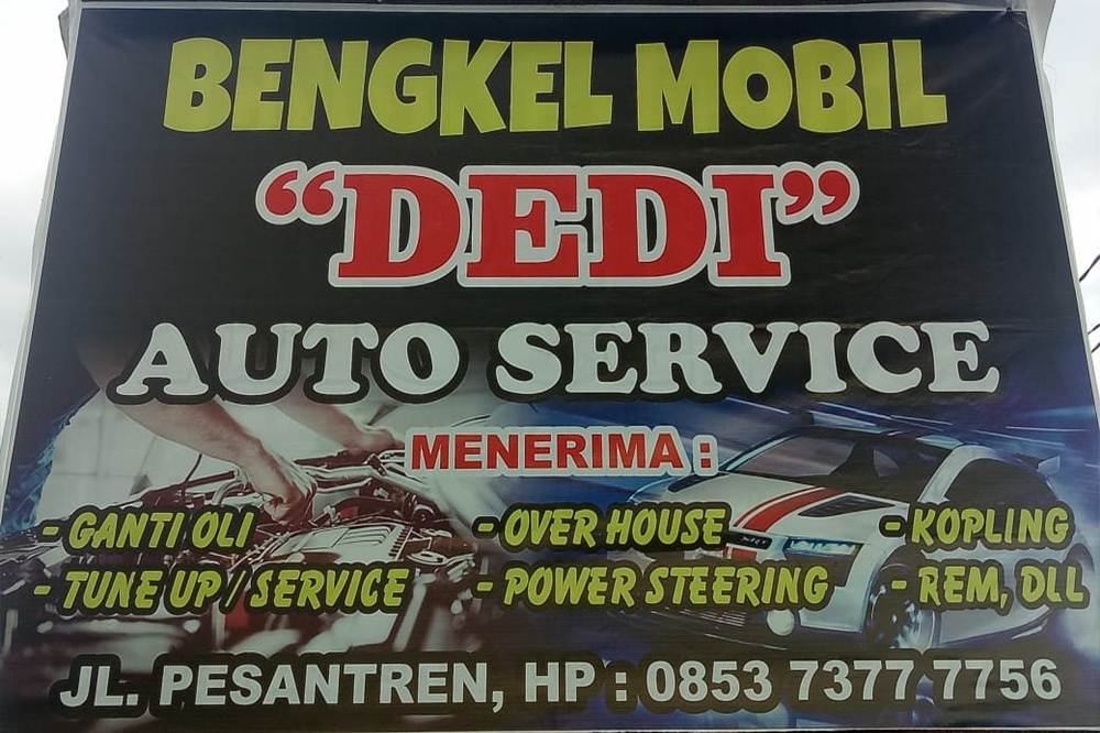 Bengkel Mobil Dedi Auto Service 1 1 - Bengkel Mobil Dedi Auto Service Pekanbaru