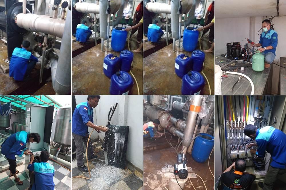 Cv Begejaya Enginer 10 - Cv Begejaya Engineer - Spesialis Pendingin dan Service Ac Marpoyan Panam Pekanbaru