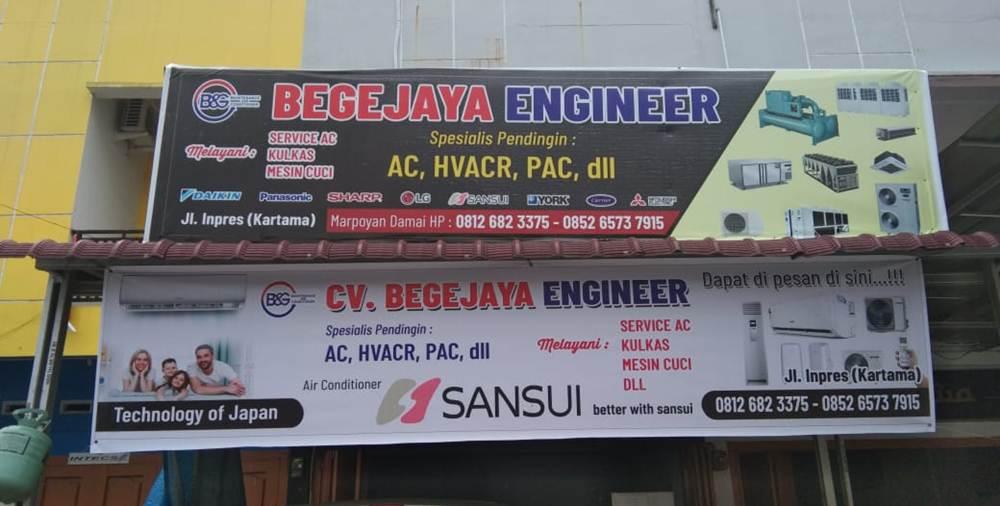 Cv Begejaya Enginer 7 - Cv Begejaya Engineer - Spesialis Pendingin dan Service Ac Marpoyan Panam Pekanbaru
