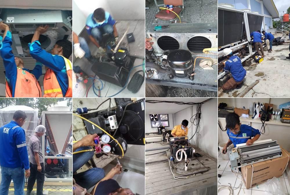 Cv Begejaya Enginer 9 - Cv Begejaya Engineer - Spesialis Pendingin dan Service Ac Marpoyan Panam Pekanbaru
