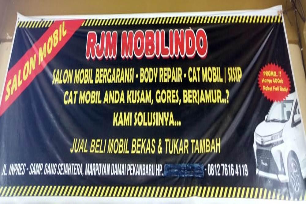 RJM MOBILINDO 1 - RJM Mobilindo - Salon Mobil dan Cat Mobil Marpoyan Pekanbaru
