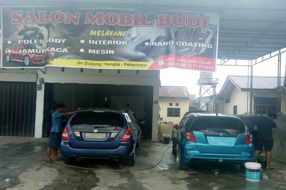 Salon Mobil Budi 1 - Salon Mobil Budi - Salon Mobil dan Interior Eksternal Mobil Pekanbaru