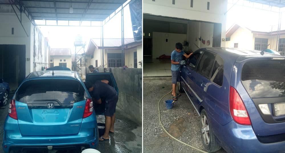 Salon Mobil Budi 3 - Salon Mobil Budi - Salon Mobil dan Interior Eksternal Mobil Pekanbaru