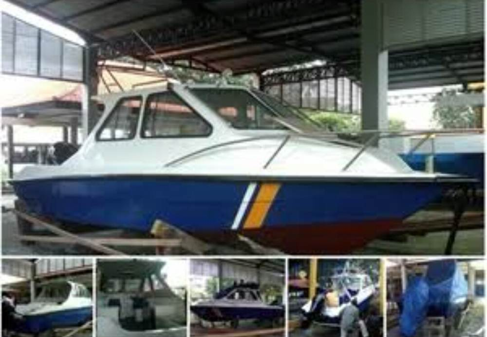Bengkel Las Rido Tunas Mekar 35 - Bengkel Las Rido Tunas Mekar - Spesialis Pembuatan Speed Boad dan Mata Bor Sumur Bor Pekanbaru
