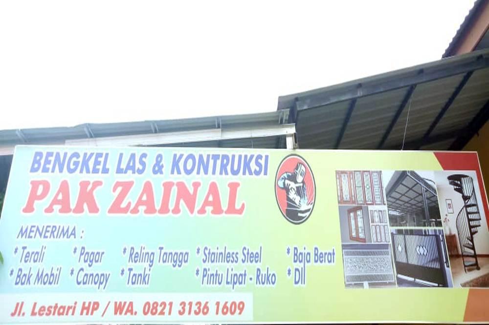 Bengkel las dan Kontruksi Pak Zainal 1 - Bengkel las dan Kontruksi Pak Zainal pekanbaru
