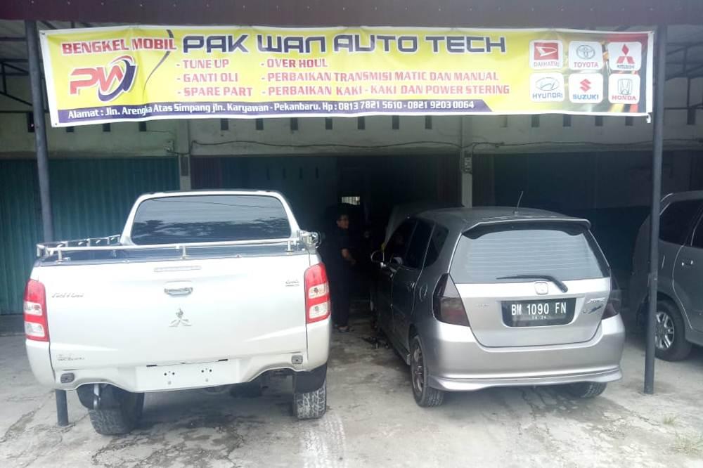 Pak Wan Auto Tech 1 - Pak Wan Auto Tech - Bengkel Mobil Arengka Pekanbaru