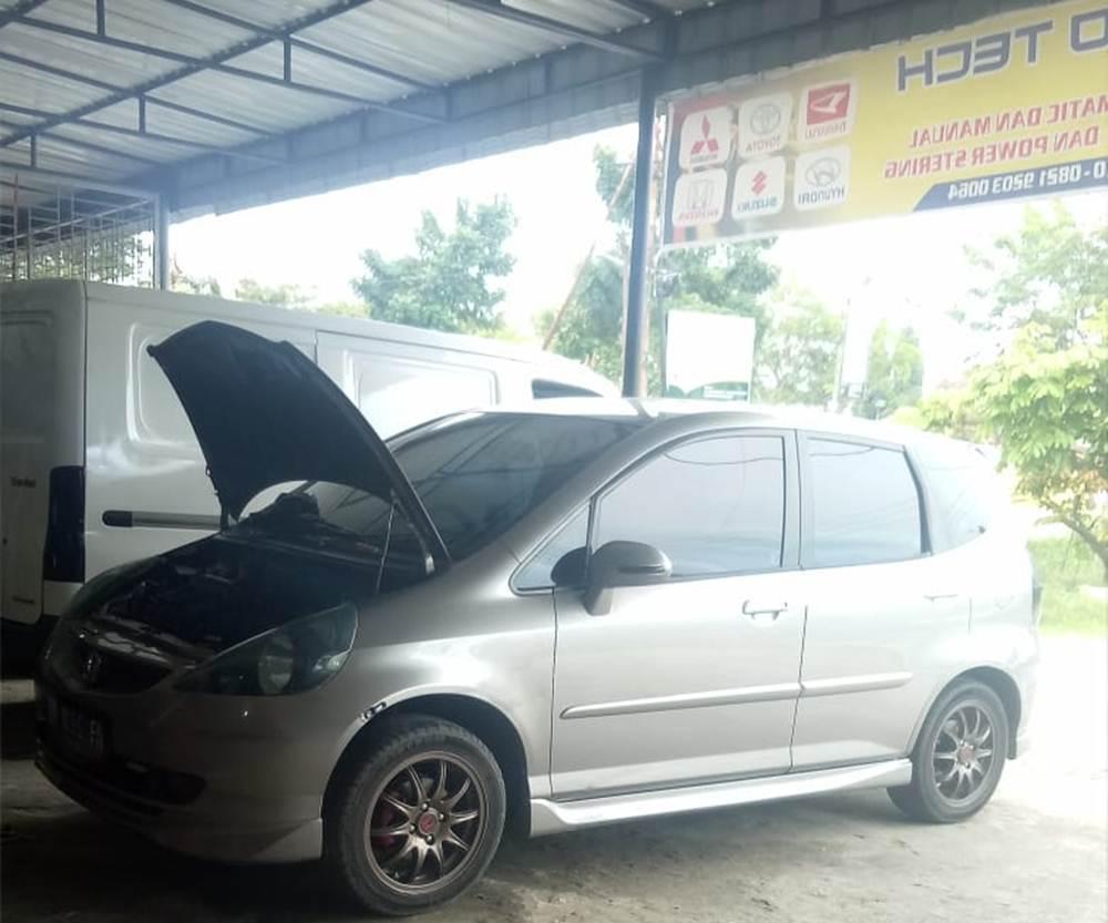 Pak Wan Auto Tech 2 - Pak Wan Auto Tech - Bengkel Mobil Arengka Pekanbaru