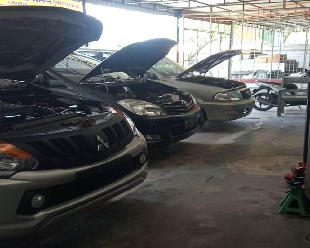 Pak Wan Auto Tech 6 - Pak Wan Auto Tech - Bengkel Mobil Arengka Pekanbaru