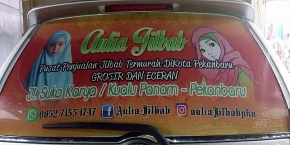 Aulia Jilbab 2 - Aulia Jilbab - Toko Grosir dan Eceran jilbab Pekanbaru