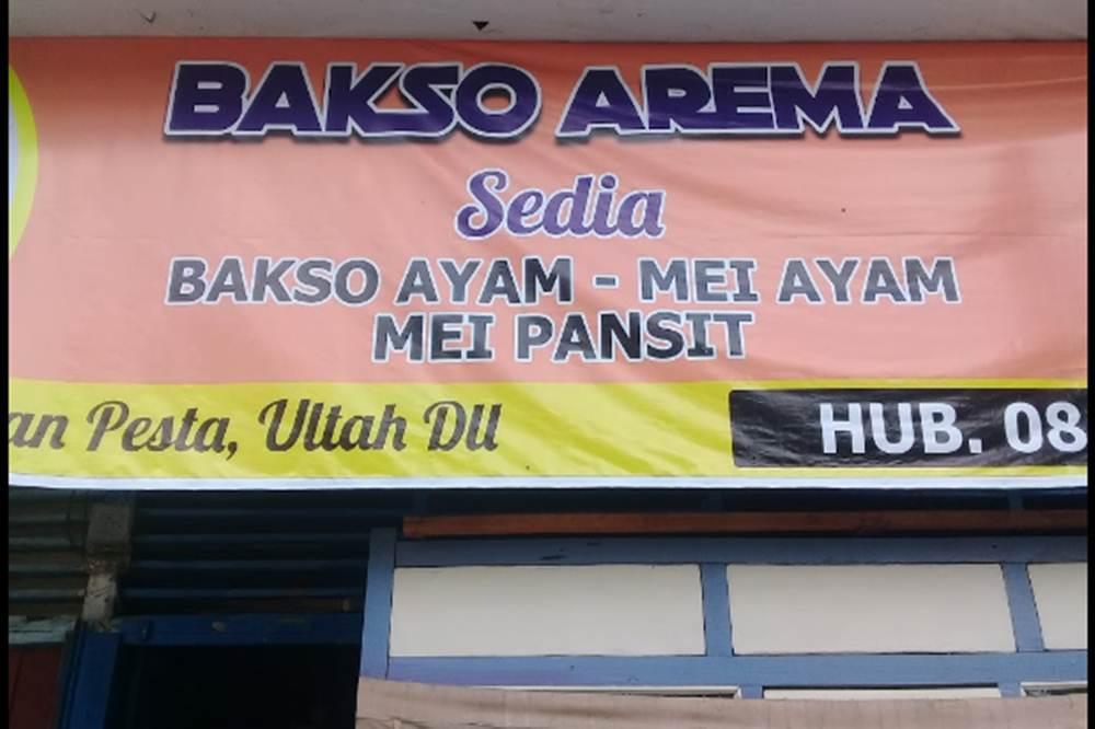 Bakso Arema Anton Pekanbaru